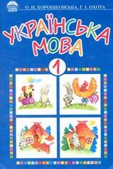 Українська мова 1 клас Хорошковська, Охота