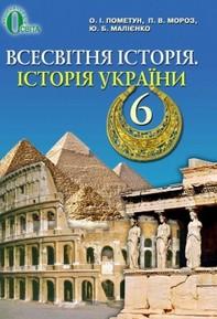 Всесвітня історія 6 клас Пометун, Мороз